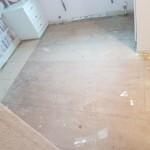 Bare Bedroom Floor