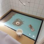 Wet Room Flooring Trim