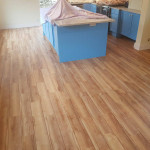 Wood Effect Luxury Vinyl Tile